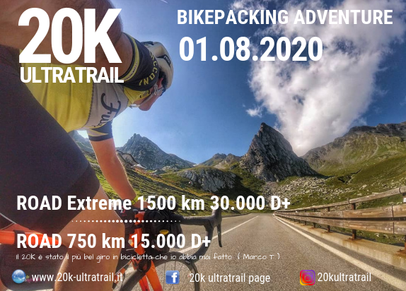 20K ULTRATRAIL BIKEPACKING RACE