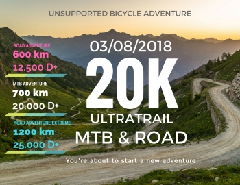 20K ultratrail 2018