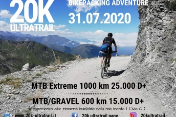 BIKEPACKING GRAVEL ADVENTURE 20K Ultratrail