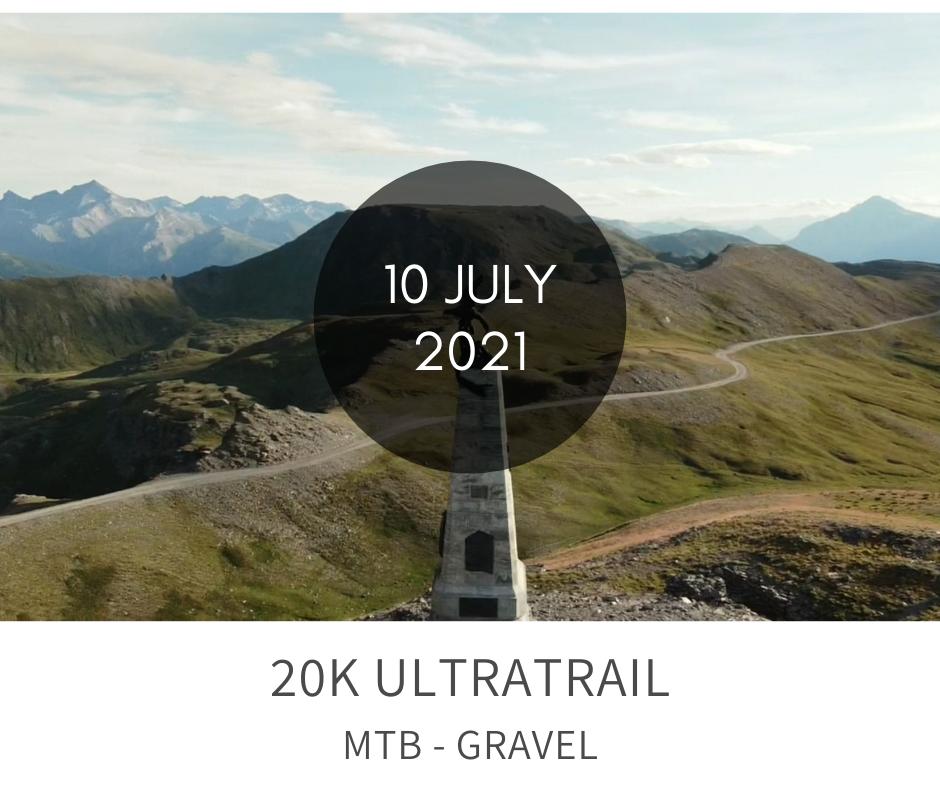 20K MTB - GRAVEL
